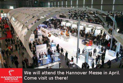 Aankondiging Hannover Messe (1)