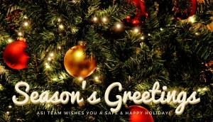 Happy Holidays from ASI