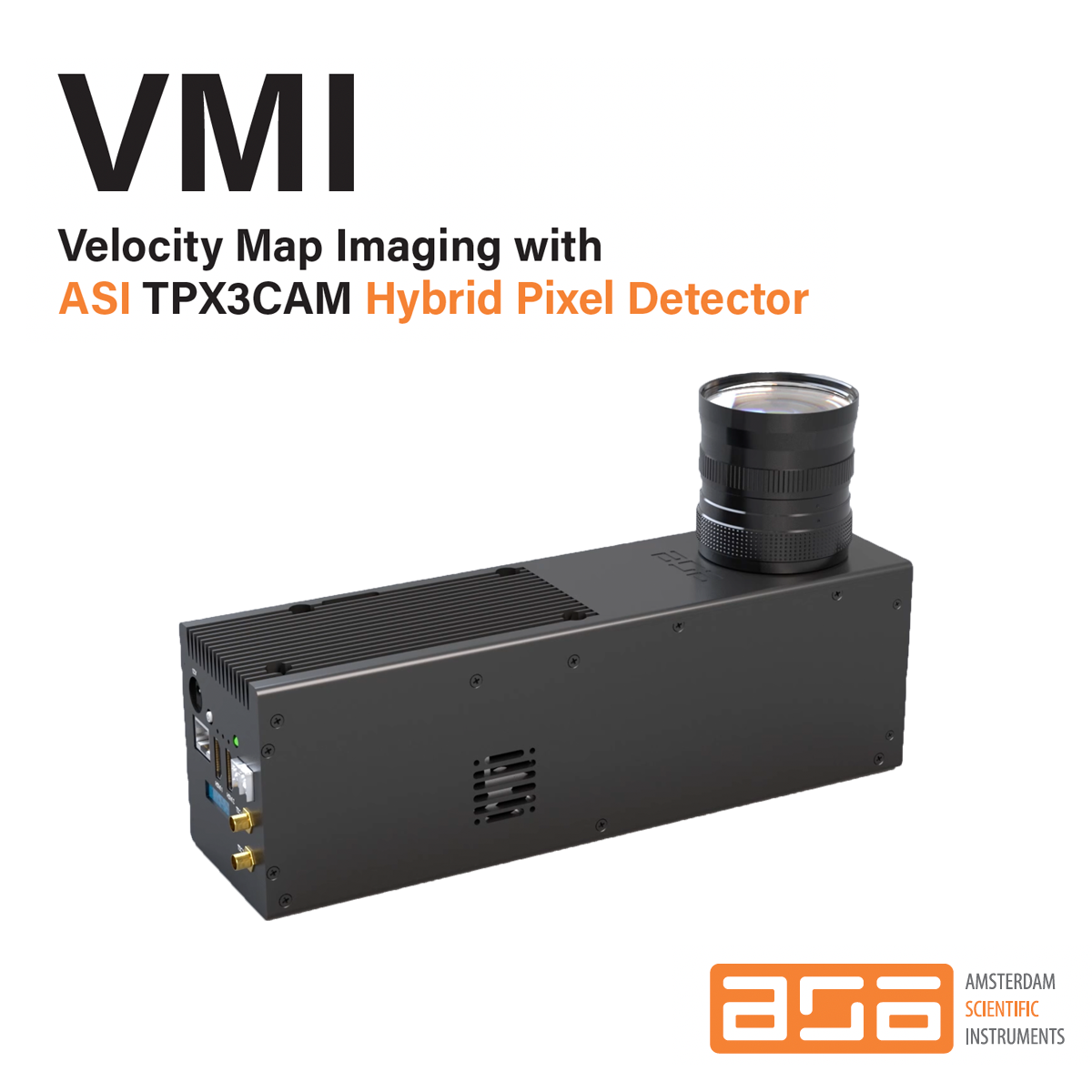 Velocity Map Imaging Application Note